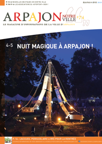 Couverture de la publication